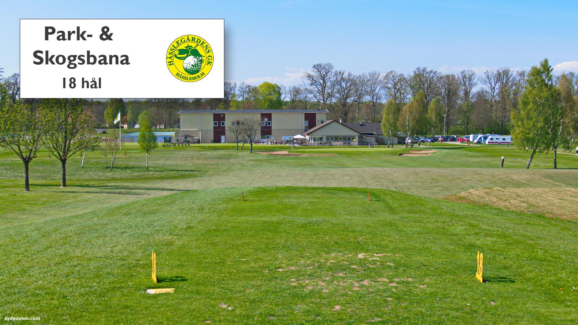 Hässlegårdens Golfklubb