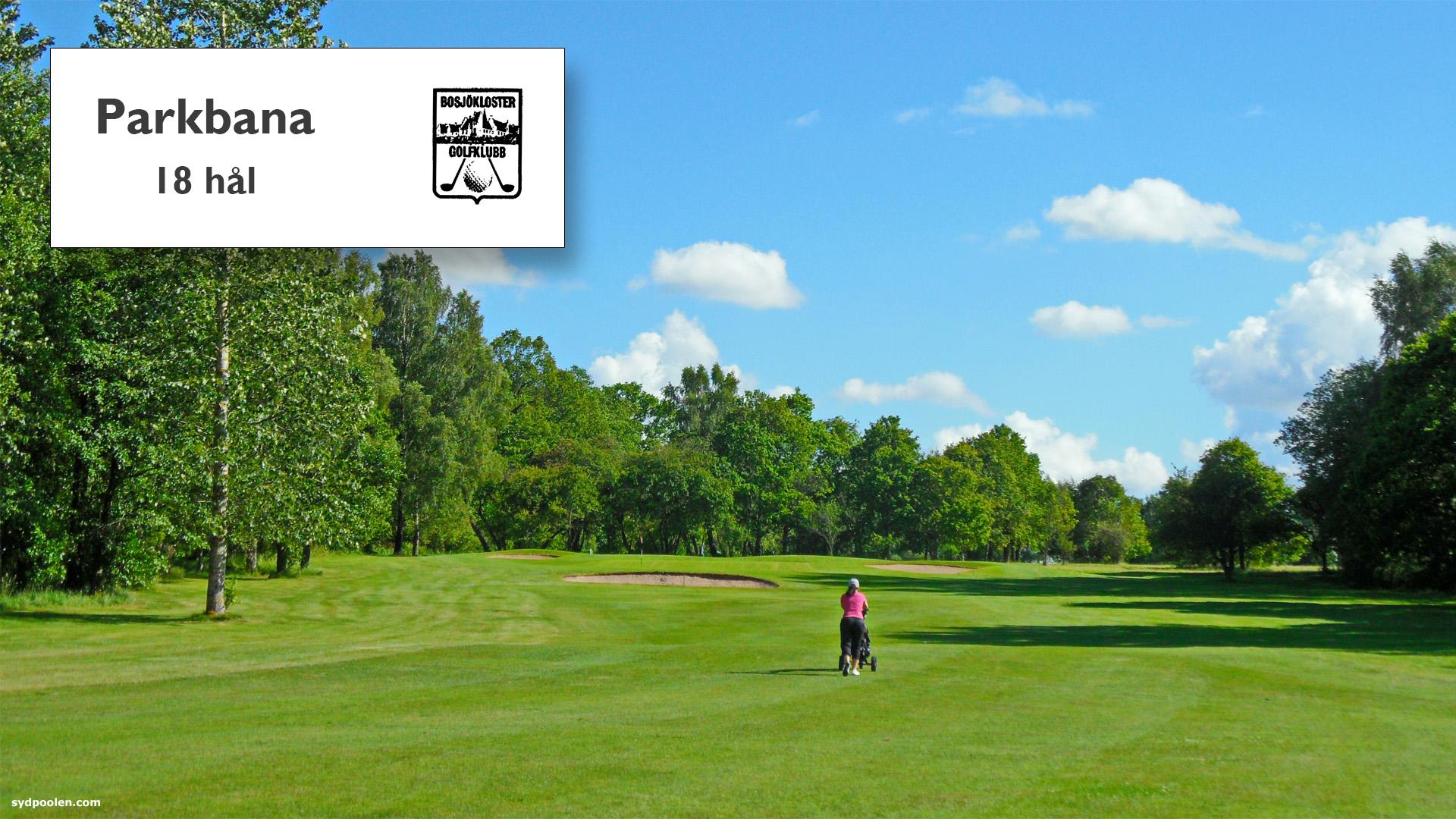 Bosjöklosters Golfklubb