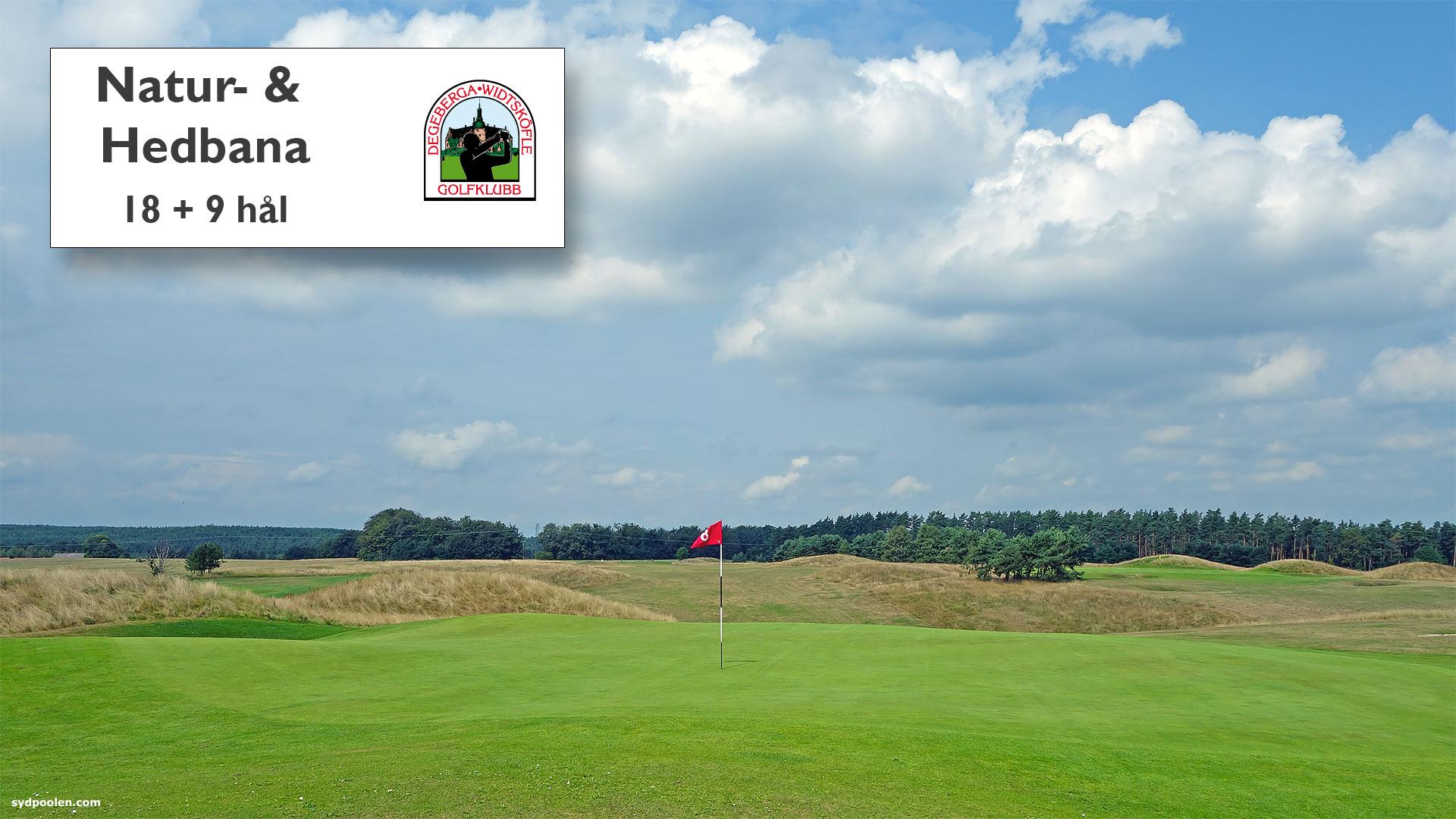Degeberga – Widtsköfle Golfklubb